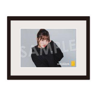 CHRONOIZM × SKE48|額装写真 A4(青海ひな乃 D)