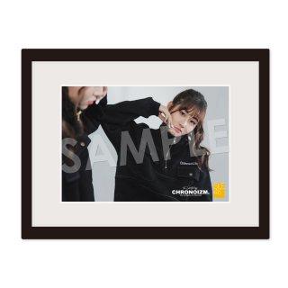 CHRONOIZM × SKE48|額装写真 A4(青海ひな乃 E)