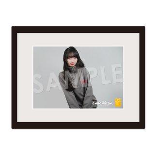 CHRONOIZM × SKE48|額装写真 A4(野村実代 B)