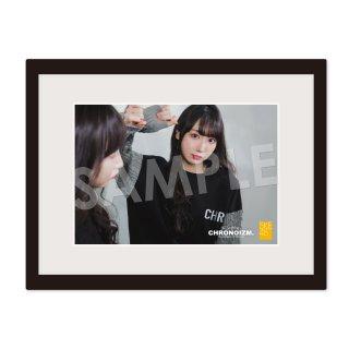 CHRONOIZM × SKE48|額装写真 A4(野村実代 D)
