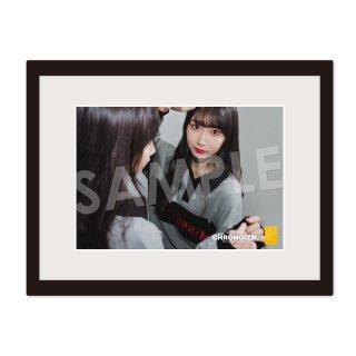 CHRONOIZM × SKE48|額装写真 A4(野村実代 E)