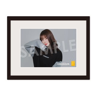 CHRONOIZM × SKE48|額装写真 A4(江籠裕奈 A)