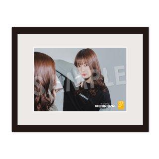 CHRONOIZM × SKE48|額装写真 A4(江籠裕奈 B)