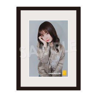 CHRONOIZM × SKE48|額装写真 A4(江籠裕奈 C)