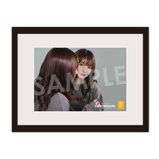 CHRONOIZM × SKE48|額装写真 A4(江籠裕奈 E)
