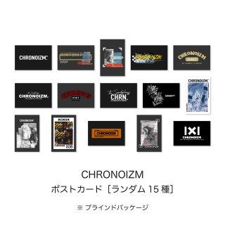 CHRONOIZM|ランダムポストカード