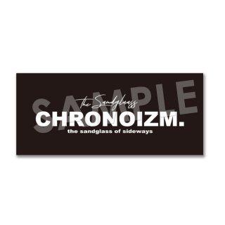 CHRONOIZM|ロゴステッカー B