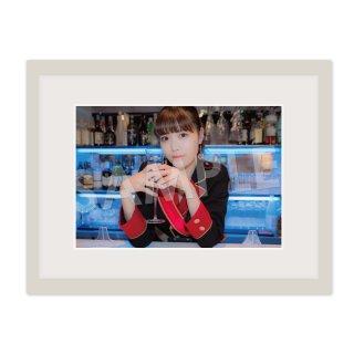 純情のアフィリア 額装写真 A4(渚カオリ B)