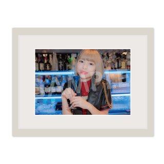 純情のアフィリア 額装写真 A4(寺坂ユミ B)