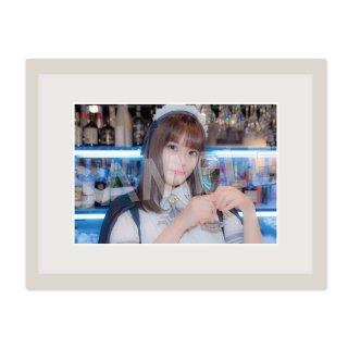 アフィリアキャスト 額装写真 A4(コトネ A)
