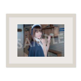 アフィリアキャスト 額装写真 A4(コトネ B)