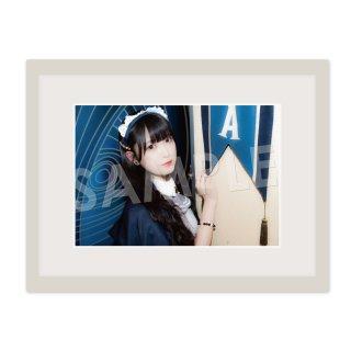 アフィリアキャスト|額装写真 A4(ヒミコ A)
