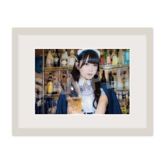 アフィリアキャスト|額装写真 A4(ヒミコ B)
