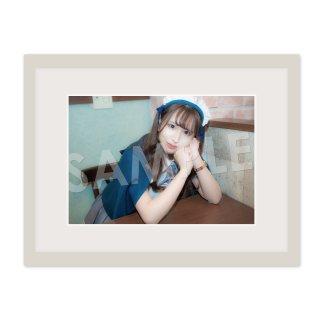 アフィリアキャスト|額装写真 A4(ミナミ B)