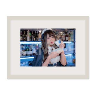 アフィリアキャスト 額装写真 A4(ミユキ A)