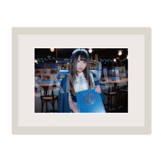 アフィリアキャスト 額装写真 A4(ミユキ B)