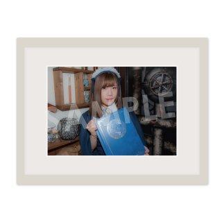 アフィリアキャスト|額装写真 A4(ユノ A)