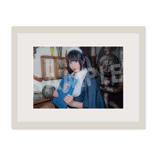 アフィリアキャスト|額装写真 A4(レオル B)