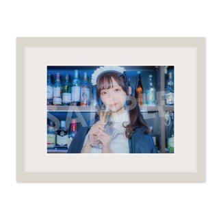 アフィリアキャスト|額装写真 A4(レニャ A)
