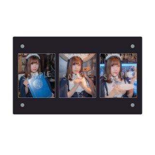 アフィリアキャスト 額装写真(3Photos)[ユノ]