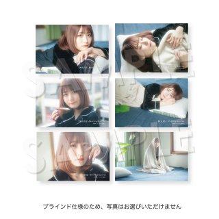 IDOL FILE Vol.21|ランダムポストカード[YUNA|シンデレラ宣言!]