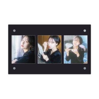 IDOL FILE Vol.21|3連額装写真[AMEBA|クロスノエシス]