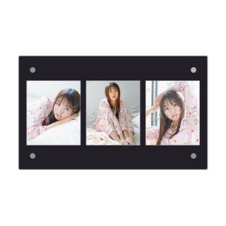 IDOL FILE Vol.21|3連額装写真[達家真姫宝|煌めき☆アンフォレント]
