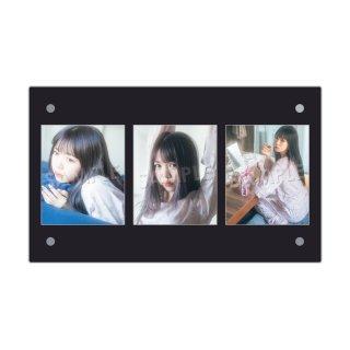 IDOL FILE Vol.21|3連額装写真[津代美月|Jams Collection]