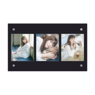 IDOL FILE Vol.21|3連額装写真[渚カオリ|純情のアフィリア]