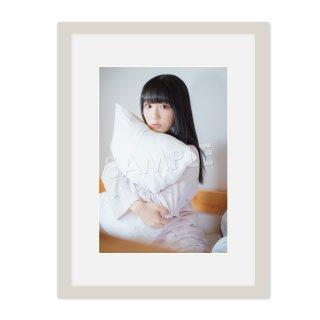 IDOL FILE Vol.21|A4額装写真[阿部夢梨|SUPER☆GiRLS]A