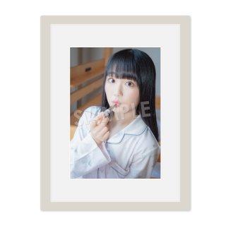 IDOL FILE Vol.21|A4額装写真[阿部夢梨|SUPER☆GiRLS]D