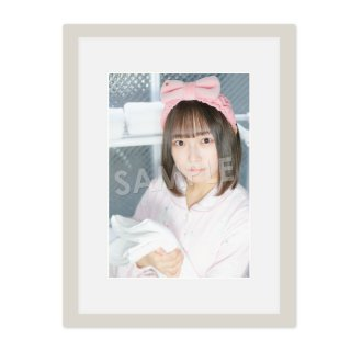 IDOL FILE Vol.21|A4額装写真[小野寺綾音|なんキニ!]A