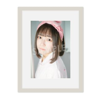 IDOL FILE Vol.21 A4額装写真[小野寺綾音 なんキニ!]C