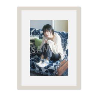 IDOL FILE Vol.21|A4額装写真[小町まい|サンダルテレフォン]A