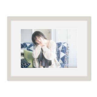 IDOL FILE Vol.21|A4額装写真[小町まい|サンダルテレフォン]B
