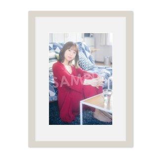 IDOL FILE Vol.21|A4額装写真[佐藤まりあ|フィロソフィーのダンス]A