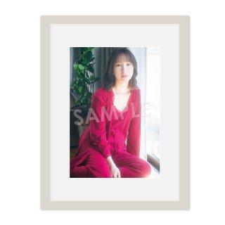 IDOL FILE Vol.21|A4額装写真[佐藤まりあ|フィロソフィーのダンス]C
