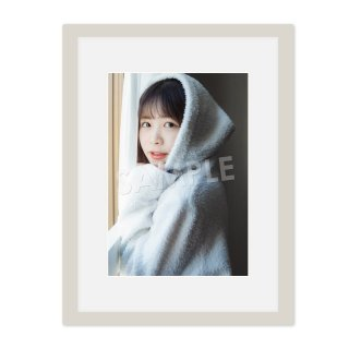 IDOL FILE Vol.21|A4額装写真[白方美羽|SPRISE]A