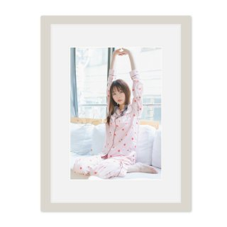 IDOL FILE Vol.21|A4額装写真[達家真姫宝|煌めき☆アンフォレント]D