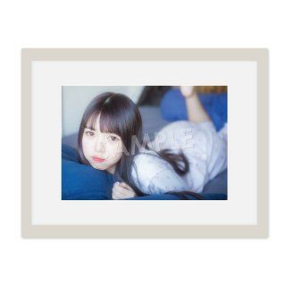 IDOL FILE Vol.21|A4額装写真[津代美月|Jams Collection]B