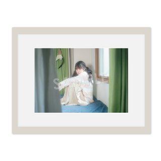 IDOL FILE Vol.21|A4額装写真[兎月さやか|モノクローン]D