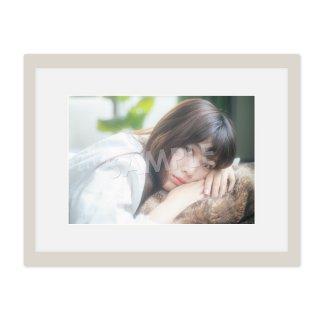 IDOL FILE Vol.21 A4額装写真[渚カオリ 純情のアフィリア]A