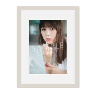 IDOL FILE Vol.21 A4額装写真[渚カオリ 純情のアフィリア]B