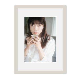 IDOL FILE Vol.21 A4額装写真[渚カオリ 純情のアフィリア]C