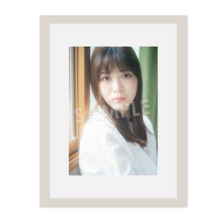 IDOL FILE Vol.21 A4額装写真[渚カオリ 純情のアフィリア]D