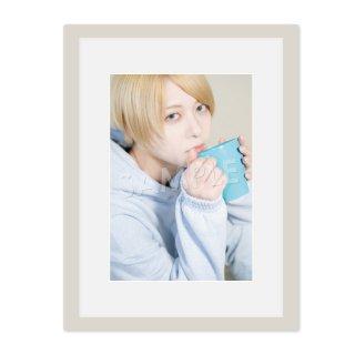 IDOL FILE Vol.21|A4額装写真[羽島めい|神宿]C