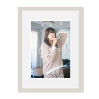IDOL FILE Vol.21|A4額装写真[日比谷聖來|夢みるアドレセンス]C