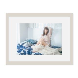 IDOL FILE Vol.21|A4額装写真[日比谷聖來|夢みるアドレセンス]D