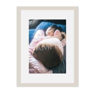 IDOL FILE Vol.21 A4額装写真[星紫穂 劇場版ゴキゲン帝国Ω]A