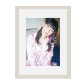 IDOL FILE Vol.21 A4額装写真[星紫穂 劇場版ゴキゲン帝国Ω]B
